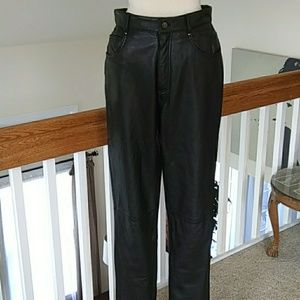 Wilson's leather pant